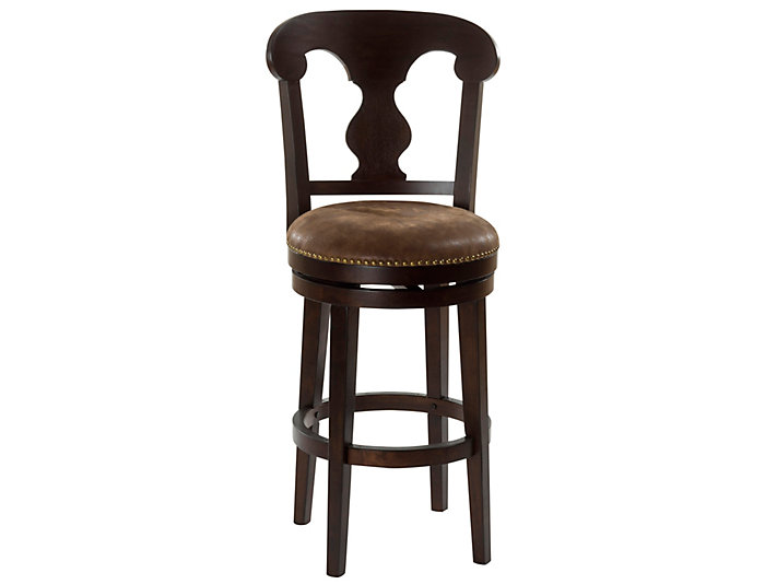 Burkard Swivel Counter Stool, , large