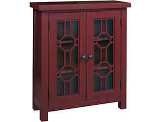 Bayside Brick 2 Door Cabinet, , large
