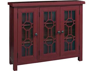 Bayside Brick 3 Door Cabinet, , large