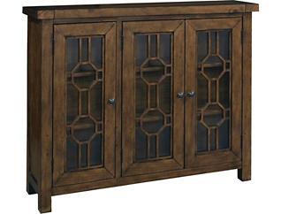 Bayside Pine 3 Door Cabinet, , large