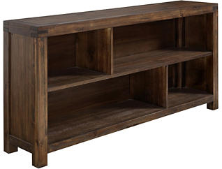 St. Croix Low Profile Bookcase, , large