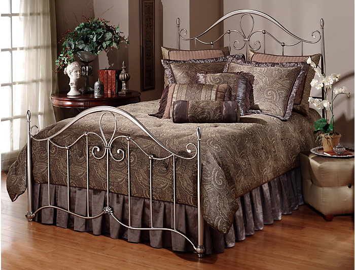 Doheny King Metal Bed, , large