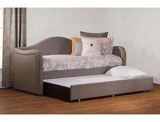 Porter Upholstered Daybed with Trundle, , large