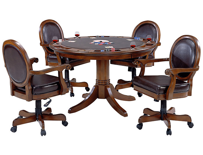 Warrington Adj. Game Table, , large