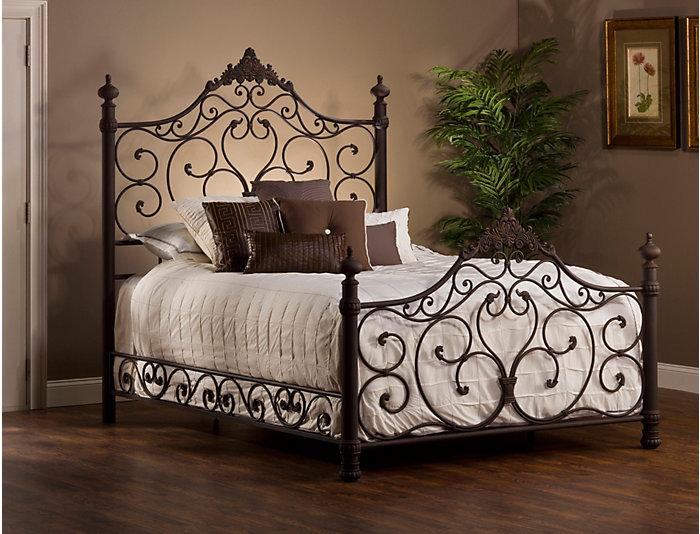 Baremore King Metal Bed, , large