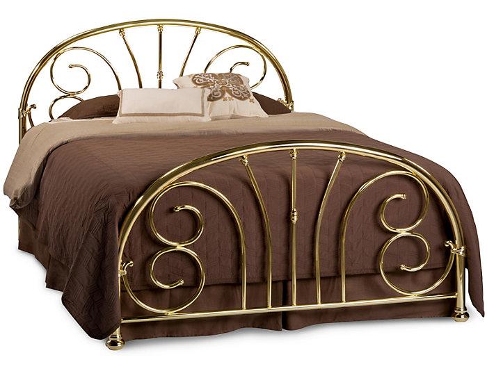 Jackson Full Metal Bed, , large
