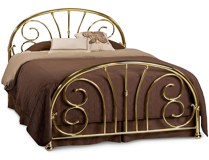 Jackson King Metal Bed, , large