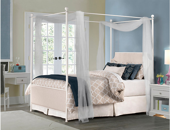 McArthur WH King Canopy Bed, , large