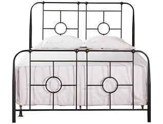 Trenton Queen Metal Bed, , large