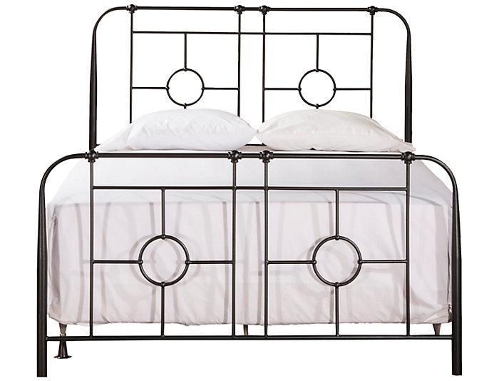 Trenton Twin Metal Bed, , large