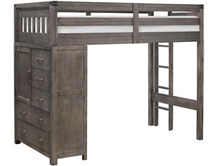 Creekside Twin Loft with 2 Chests