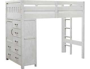 St.Croix Twin Loft - White, , large