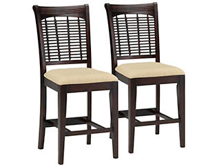 Bayberry Stool Set of 2, , large