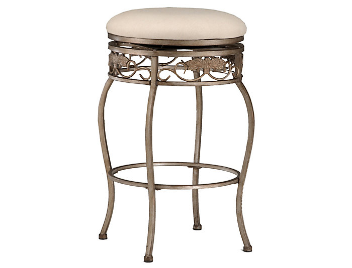 Bordeaux Swivel Counter Stool, , large