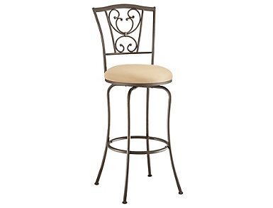 Concord Swivel Counter Stool, , large