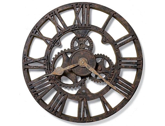 Hadley Wall Clock, , large