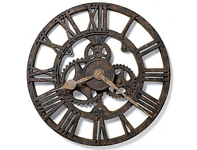 Hadley Wall Clock, , large