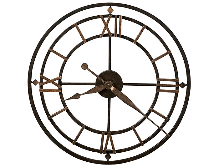 Inkster Wall Clock, , large