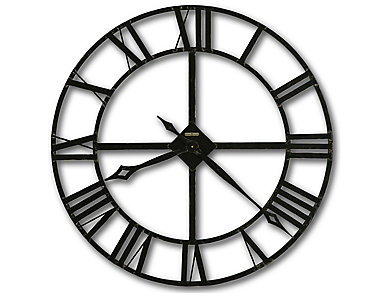 Manistee Wall Clock, , large