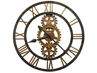 Walker Wall Clock, , large