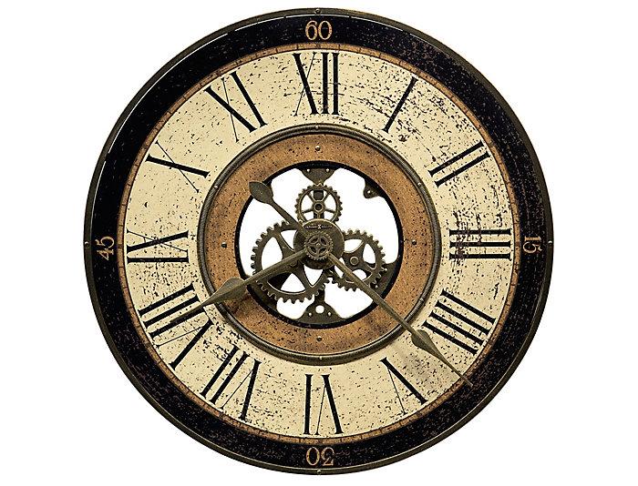 Davison Wall Clock, , large