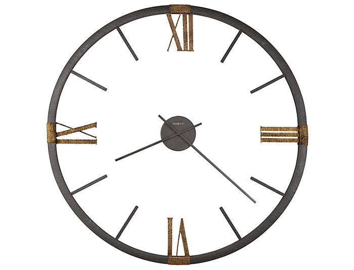 Omer Wall Clock, , large