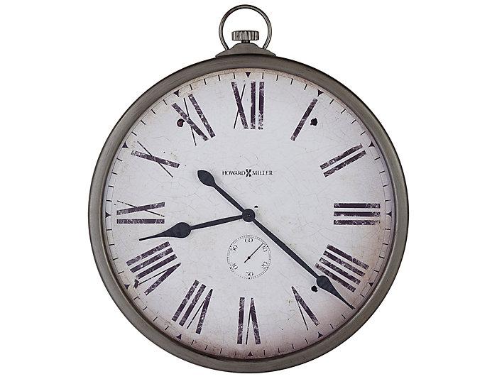 Peck Wall Clock, , large