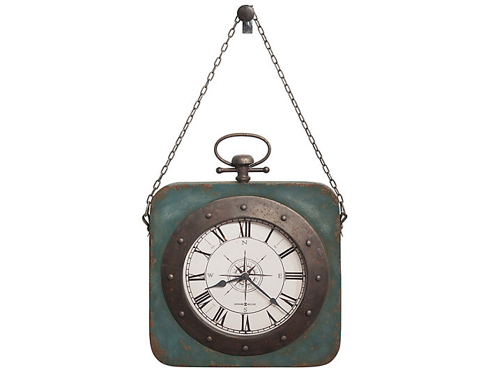 Leonard Wall Clock, , large