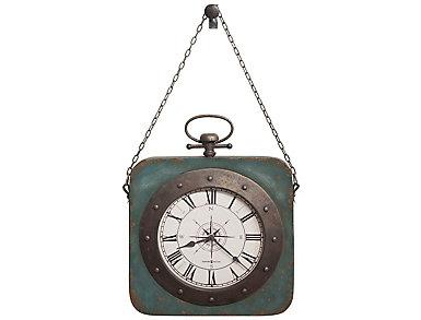 Leonard Wall Clock, , large