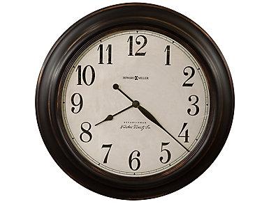Wellston Wall Clock, , large
