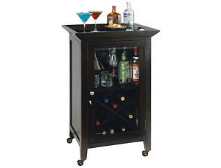 Butler Wine & Bar Console, , large