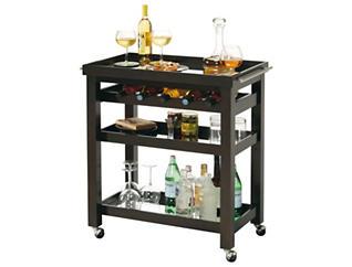 Pienza Wine & Bar Cart, , large