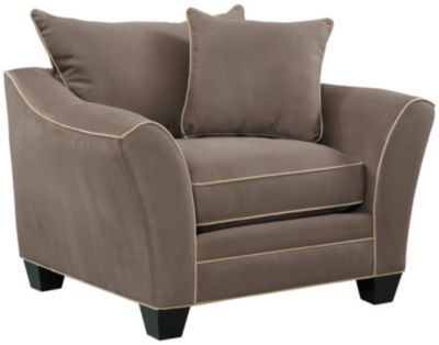 Dillon Club Chair, Mineral, swatch