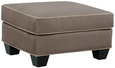 Dillon Club Ottoman, Mineral, swatch