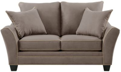Dillon Loveseat, Mineral, swatch