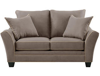 Dillon Loveseat, Mineral, Mineral, large