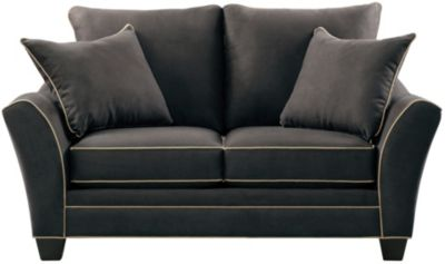 Dillon Loveseat, Slate, swatch
