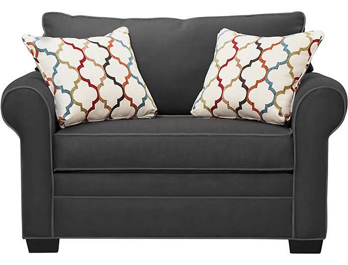 Pictures On Slate Loveseat Sleeper Onthecornerstone Fun