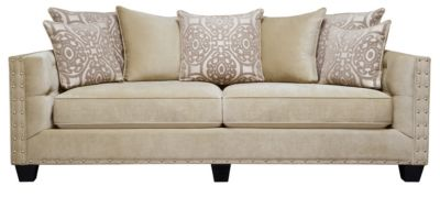 Sidney Road Sofa, Beige, swatch