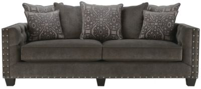 Sidney Road Sofa, Grey, swatch