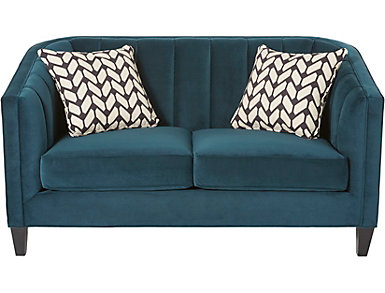 Carlyle Loveseat, , large