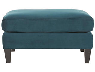 Carlyle Ottoman, , large
