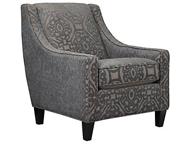 Sidney Road Accent Chair, Beige, Grey, large