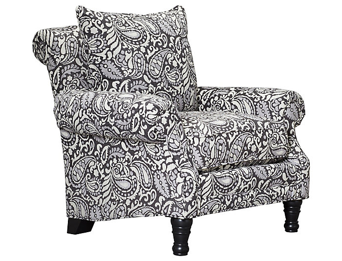 Lincoln Square Accent Chair, , large