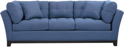 Illusions-II Sofa, Blue, swatch