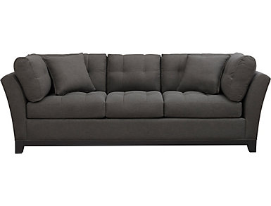 Illusions-II Sofa, Grey, large