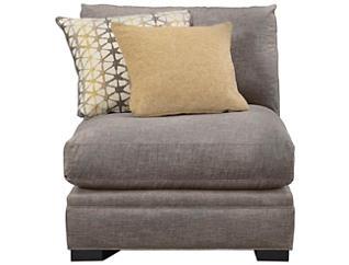 Sonata Armless Chair, , large