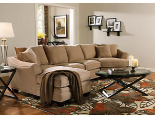 Dillon Sectional Collection, , large