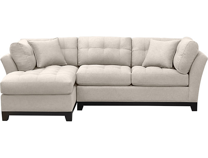 Illusions Ii 2 Piece Sectional Large