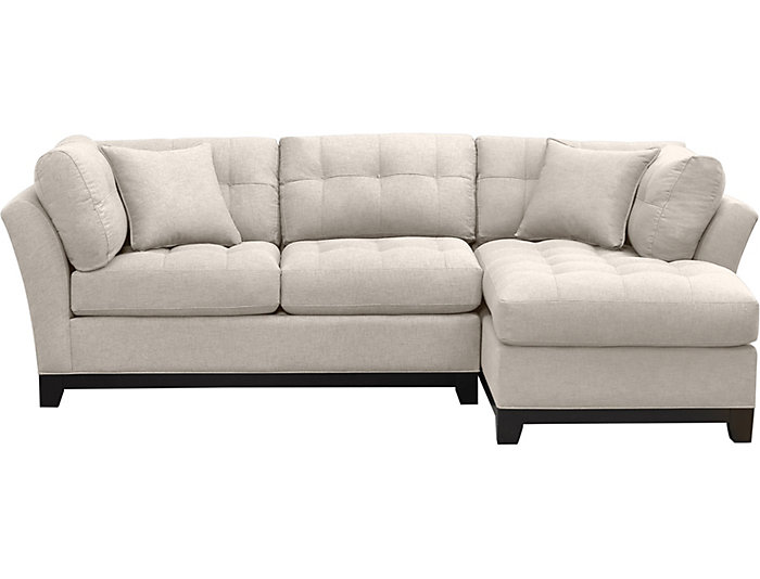 Illusions-II 2 Piece Sectional, , large